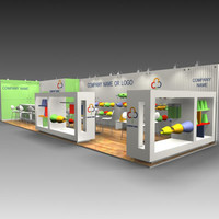 max fair stand exhibition