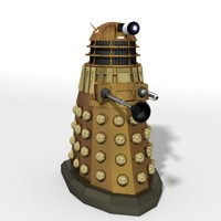 New Series Doctor Who Dalek