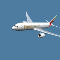max a350-800 emirates