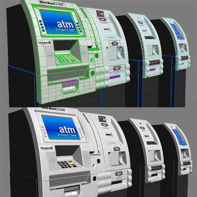 atm check cashing machine