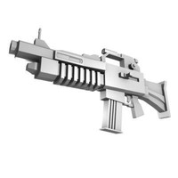 free obj mode rifle gun
