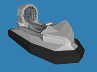 hovercraft hover craft 3ds