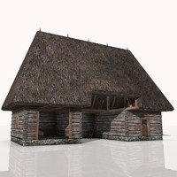 Medieval Barn XVI Century