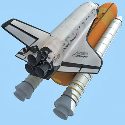 space shuttle challenger specs - photo #20