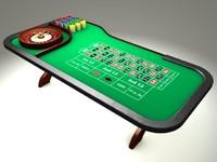 Roulett Table