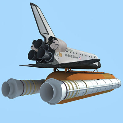 space shuttle columbia model - photo #41