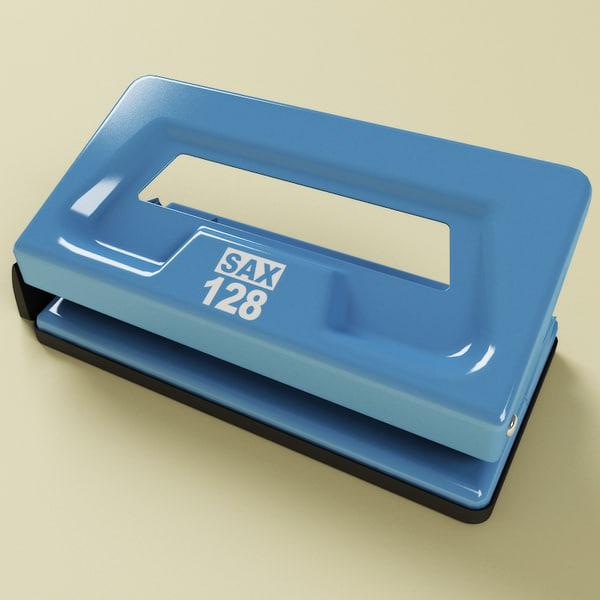 Punch 3d Home Design Review: 3d Hole Puncher Model