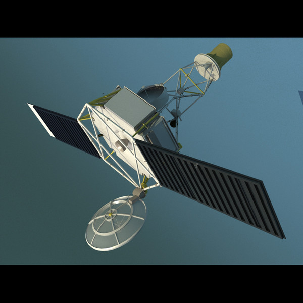 mariner 2 space mission - photo #13