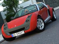 Smart Roadster (2007)