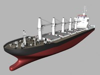 maya bulk carrier ship