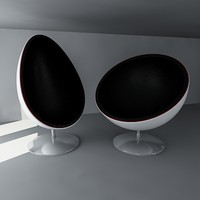 Pod & Egg Chairs