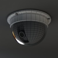 Security Camera 03 (dome)