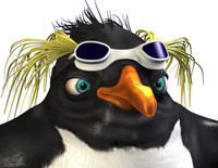 Cartoon Penguin.zip