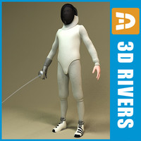 Fencer 01 by 3DRivers