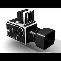 Hasselblad professional photo cammera