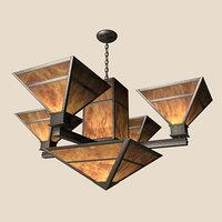 modern chandelier max