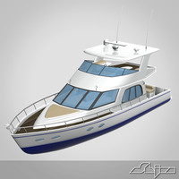 motor boat 3d 3ds