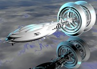 Gravity Drive Ringship