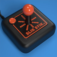 suncom slik stik 3d model
