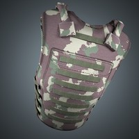 3d army bullet proof vest military
