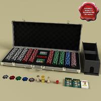 3d model casino v2