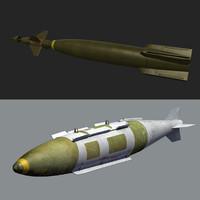 GBU-31 JDAM & GBU-10 PavewayII