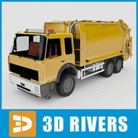 Refuse machine by 3DRivers