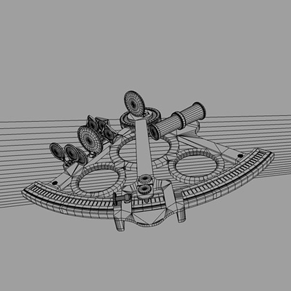 3d sextant - Sextant out.c4d.zip... by JCihelka