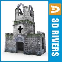 Belfry by 3DRivers