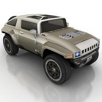 vehicle car 3d model