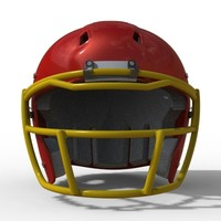 Football Helmet Modern