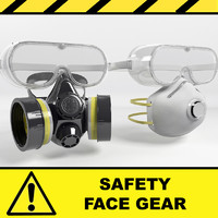 Safety Face Gear