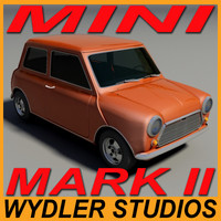 MIni Mark II 1967