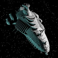 maya newark class capital ship