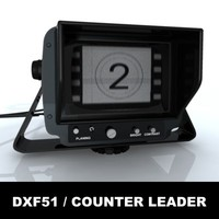 3d dxf51 counter leader