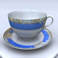dxf booths tea cup