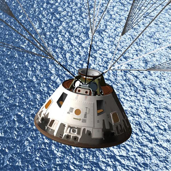 apollo spacecraft reentry angle - photo #34