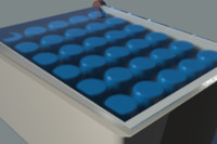 blue vials encased basic 3d lwo