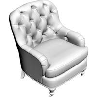 obj armchair