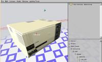 free autoclave dts 3d model