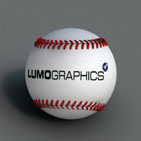 3ds max base ball baseball