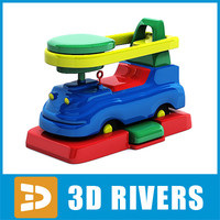 Toy car 02 by 3DRivers
