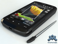 3d htc touch hd phone model
