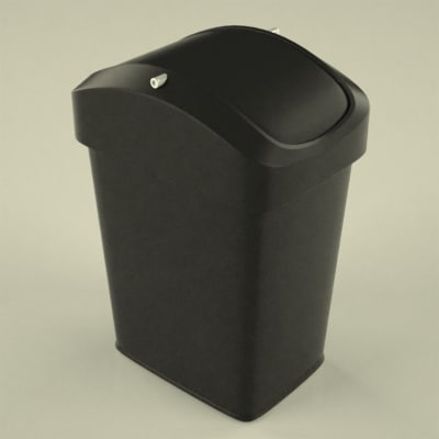 max kitchen bin - kitchen bin... by 3DMB