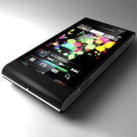 Sony Ericsson Idou mobile phone (smartphone)