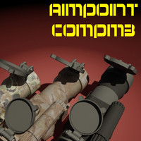 3d aimpoint compm3