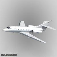 Dassault Falcon 20/200 Private livery 1