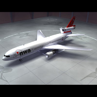 DC-10 Northwest Airlines