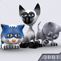 3DRT-toonpets-cats-pack.zip