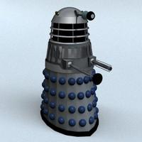 Classic Dalek Mark 4